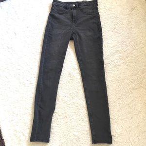 Black Jean jeggings